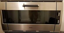 Gaggenau EB388610 300 Series 36  Single Electric Wall Oven in Stainless Steel