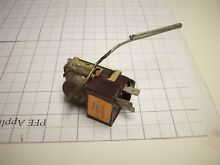 New Frigidaire Refrigerator Ice Maker Thermostat Part  1137429