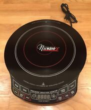 Nuwave Precision 2 Portable Induction Cooktop Model 30151 Excellent Ships FAST