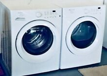 FRIGIDAIRE LARGE CAPACITY MATCHING WASHER   DRYER SET  EXCELLENT CONDITION