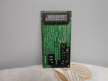 GE General Electric Microwave Oven Circuit Board WB27X10508