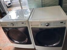 Kenmore elite steam front load washer and steam electric dryer set 0003149