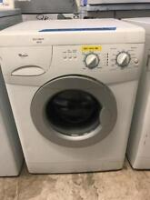 Whirlpool White Front Loader Washer 000241