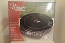 NuWave Precision Induction Cooktop Model   30121 Ceramic Glass 1300 Watts New