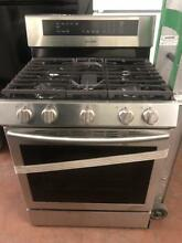 30 Samsung stainless steel gas stove 4 burner 0003279