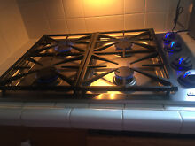 DACOR MODEL MPNRGC304SNG NATURAL GAS COOKTOP  EXCELLENT CONDITION