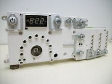 GE WASHER Interface Control Board WH12X10380 WH12X10468