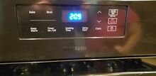 SAMSUNG NX58k33195B AA 30  Black Stainless Steel Series Gas Freestanding Range