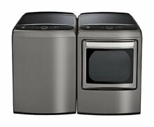 Kenmore Elite Front Load 7 3 cu  ft  Smart Electric Washer and Dryer Bundle with