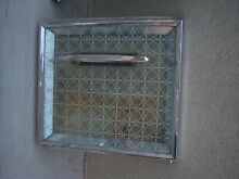 Rare 1963 1960s Frigidaire Flair Custom Imperial Oven Stove Glass Door Small