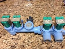 Maytag Neptune Washer Water Inlet Valve 22003245 WP22003245 62717900