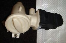 WHIRLPOOL   KENMORE FRONT LOAD WASHER WATER PUMP ASSEMBLY  461970201671  280187