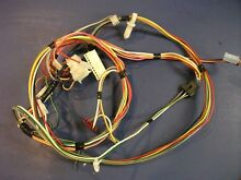 Maytag   Whirlpool Washer Wire Harness W10113813