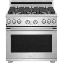 Electrolux ICON 36  Gas Pro Range E36GF76TPS Brand New Unopened W  Warranty