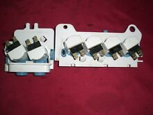 Kenmore Elite Calypso washer water inlet mixing valves 9724754 110 21086000