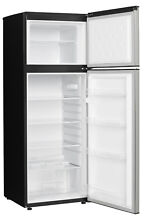 Danby 7 3 Cu  Ft  Apartment Size Refrigerator DPF073C2BSLDB  Stainless Steel