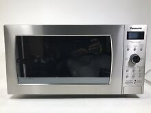 Panasonic NN SD975S Countertop Built In Cyclonic Wave Microwave with Inverter