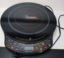 NuWave Precision Induction Cooktop 2 1300 WATT Portable Excellent