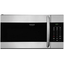 Frigidaire FGMV176NTF 30  Gallery Series Over the Range Microwave with 1 7 cu