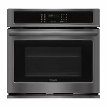 NEW 2018 Frigidaire 30  Single Wall oven FFEW3026TD Black Stainless Steel