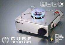 KOVEA CUBE Mini One Touch Stainless Table Top Stove Gas Burner KGR 1503E
