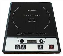 BergHOFF 1600 watt Power Induction Stove Cooktop Range LED TouchScreen Portable