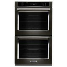 0003433 KitchenAid 30 in  Double Electric Wall Oven Self Cleaning with Convectio
