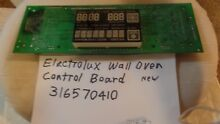 ELECTROLUX WALL OVEN CONTROL BOARD 316570410   NEW   FREE SHIPPING