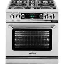 Capital Connoisseurian COB304L 30 Inch Pro Style Dual Fuel Range Stainless