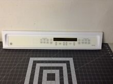 GE Oven Control Panel P  WB36T10202