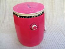 PINK PORTABLE WASHING MACHINE XPB18 45C
