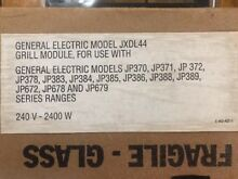 GE electric downdraft cooktop grill griddle module cartridge JXDL44