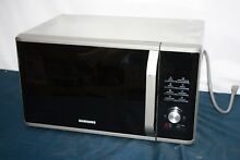 SAMSUNG MS11K3000AS 1 1 CU FT COUNTERTOP MICROWAVE OVEN