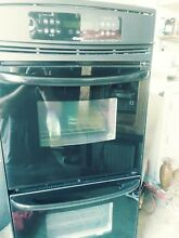 Kenmore Dual oven model 790 41399400  Color Black