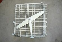 Kenmore Whirlpool Dishwasher Upper Rack Assembly 3380371 WPW10253040 WP3385089