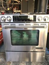 Jenn Air Modular Gas Downdraft Range Model JDS9865BDP23