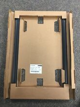 241872509 Frigidaire Freezer Door Gasket   Black