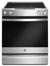 Kenmore Elite Kenmore Elite 95223 6 4 cu  ft  Freestanding Electric Range   Stai