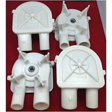 Seneca River Trading Washing Machine Water Pump  4 Pack  for Whirlpool  AP29