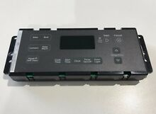Whirlpool Range Control W10586737 WPW10586737 STAINLESS WFE540H0ES0 R55261315