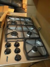 Dacor RGC365 Stainless Steel 36 in  Gas Cooktop