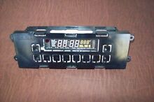 GE 191D1001P020 WB12K0019 WB12K19 Oven Range PCB Clock Timer Control Board Used