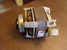 1807  GE Washer  Motor  WH20X10019