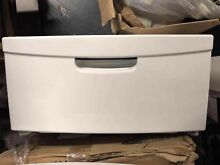 Samsung White Pedestal WE357A0W XAA for Washer or Dryer  3 NO SHIPPING PICK UPS