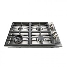 ZLINE 30 in  Dropin Cooktop with 4 Gas Burners  RC30