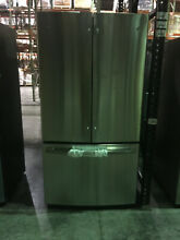 GE PWE23KSKSS 23 1CF Refrigerator Counter Depth French Door Stainless Steel