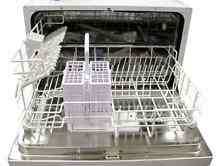Tabletop Countertop Dishwasher Compact Stainless steel Apartment Condo