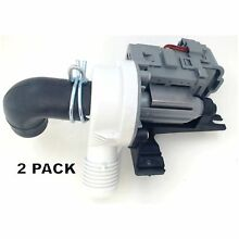 Seneca River Trading 2 Pk  Washing Machine Water Pump for Whirlpool  Sears