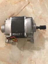 GE Front Load Washer Motor J52PWAAB0104