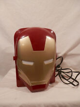 Marvel Ironman 4L Thermoelectric Mini Fridge  AC DC 10